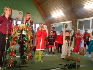 A very special SEN Christmas production