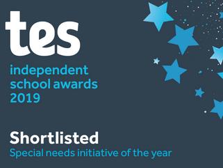 Highgate Hill House School shortlisted for prestigious national award