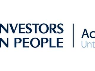 Investors in People Success