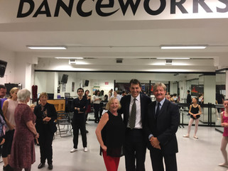 How does dance help with children with special needs?