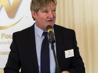 School Founder Sir Peter Birkett announced as ambassador