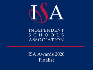 Highgate announced as finalist at prestigious independent schools' event