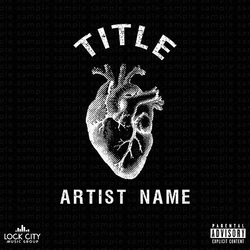Cover Art - Anatomical Heart