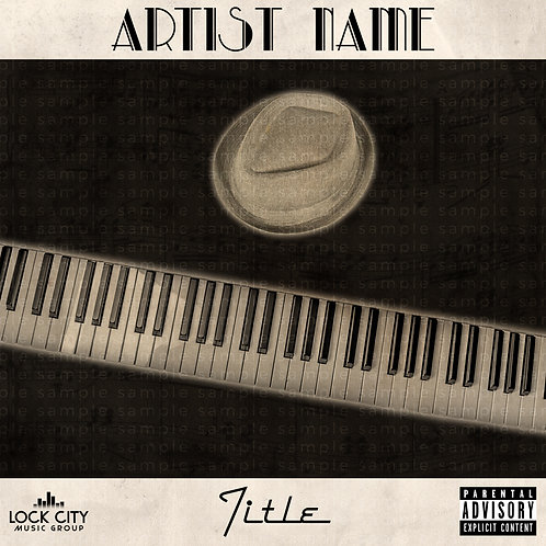 Cover Art - Vintage Piano