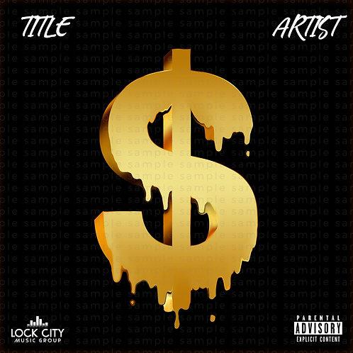 Cover Art - Melting Money