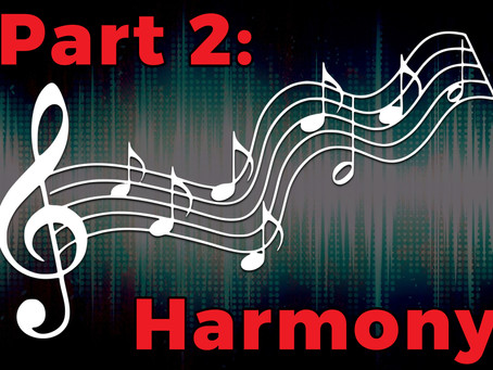 Music Theory Basics for Beat-Making, Part 2: Harmony