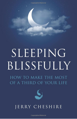 Sleeping Blissfully Front Cover