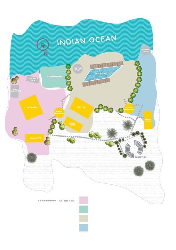 Wonderland Uluwatu Map OCTOBER 2019 late
