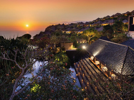 Get a taste of luxury in Uluwatu