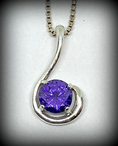 Purple CZ