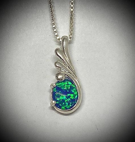 Man-Made Opal