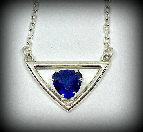 Lab Sapphire