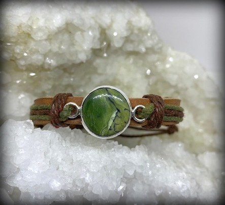 Imperial Green Opal
