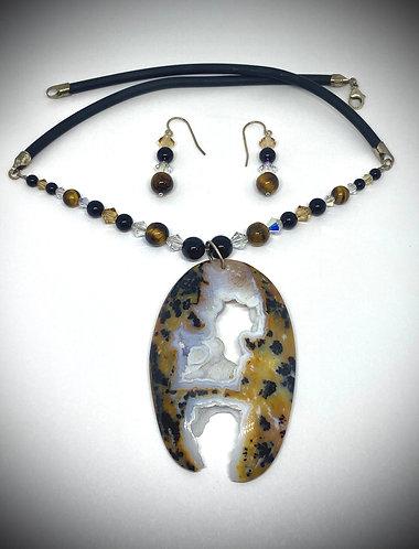 Petrified Wood Opal