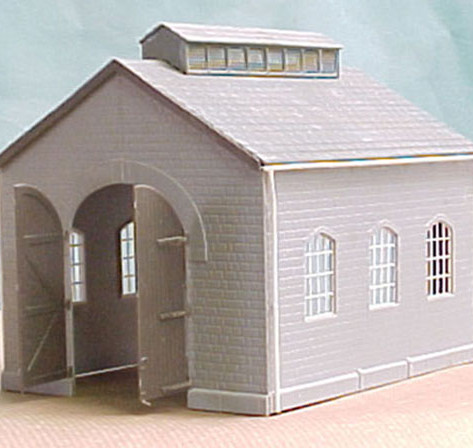 PSW13 ENGINE SHED