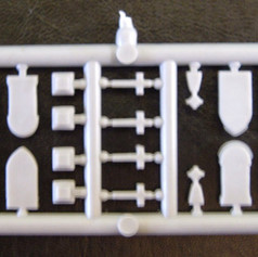 A4 GRAVESTONES PACK OF 36