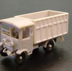 RN10 THORNEYCROFT COKE LORRY
