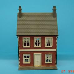 DPB5 RED BRICK HOUSE