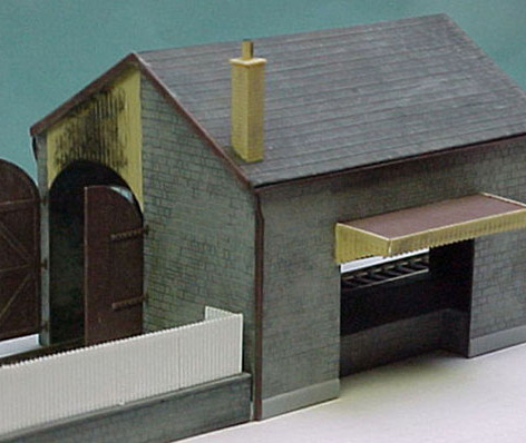 PSW14 GOODS SHED