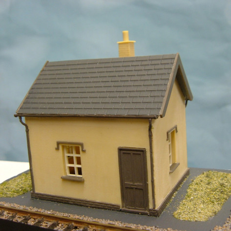 PSW7 LEVEL CROSSING KEEPERS COTTAGE
