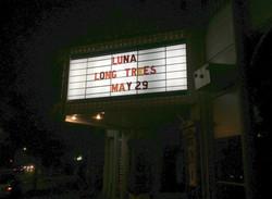 Long Trees - Columbus Theatre