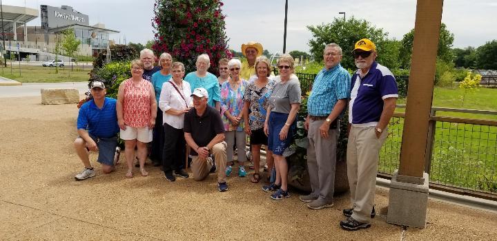 Reiman Gardens trip July 13, 2019