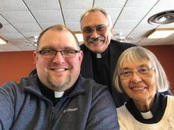 Tony, Marshall & Barbara 3 2019