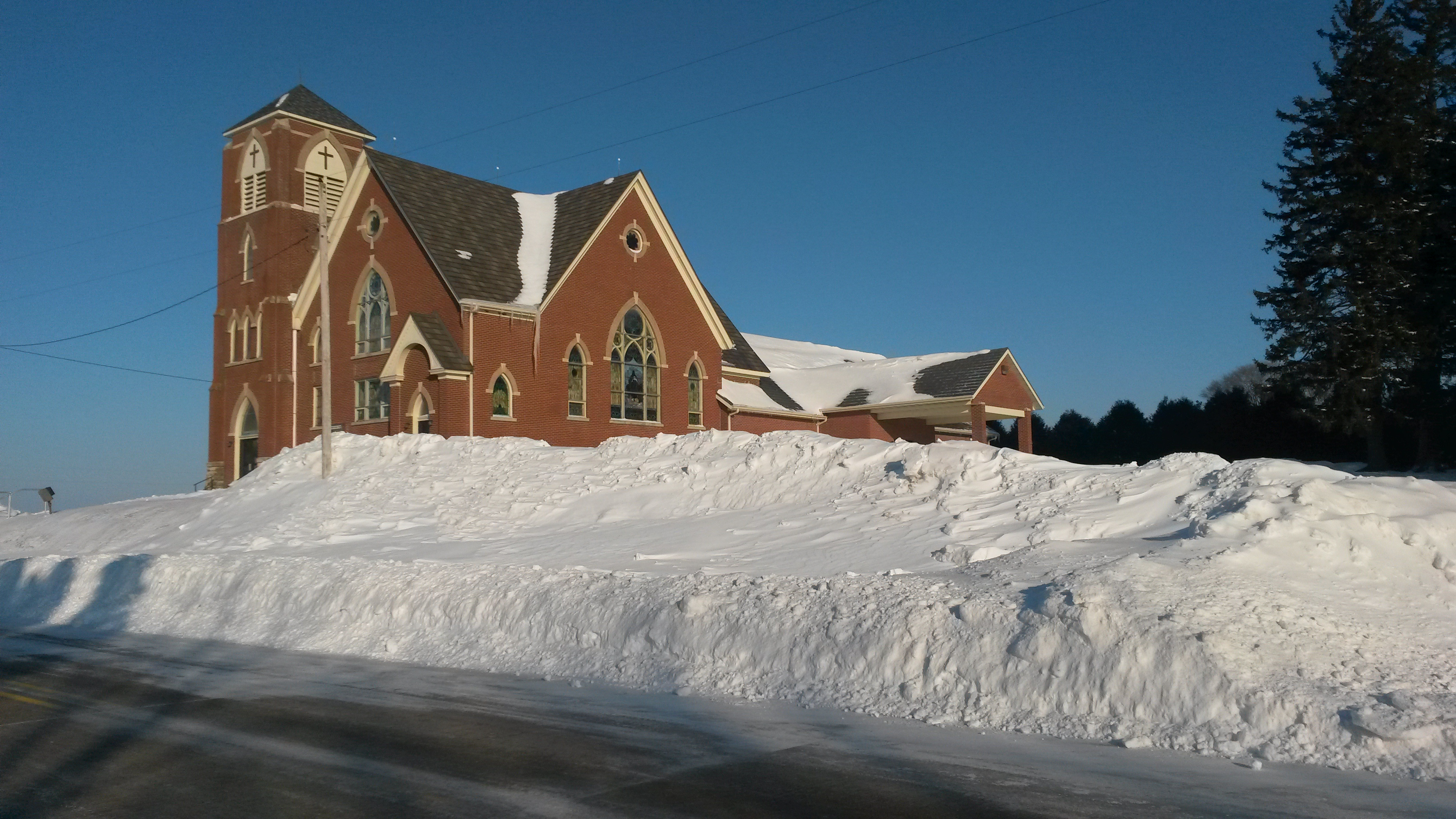 Norway Lutheran Church, St. Olaf
