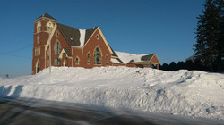 Norway Lutheran Church, St. Olaf