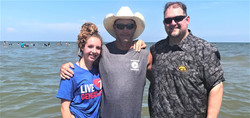 Randy Brown Baptism