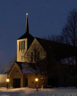 Ulesvang Thor Church