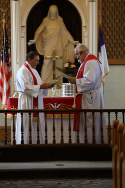 renewal of vows on July 25