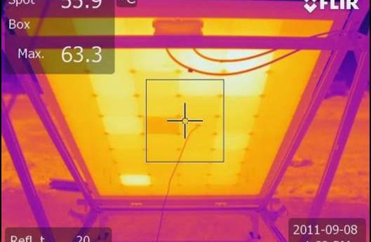 Thermal Imaging / Hotspot Testing