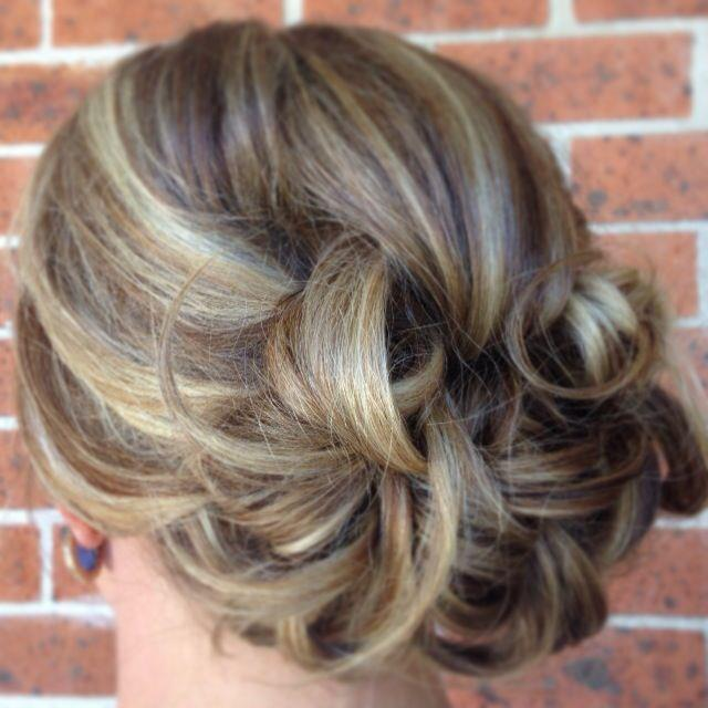 Sydneys best wedding hairdresser