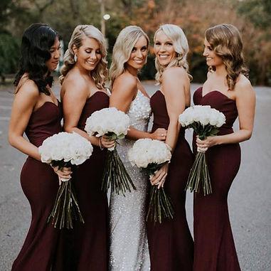 wedding hair sydney