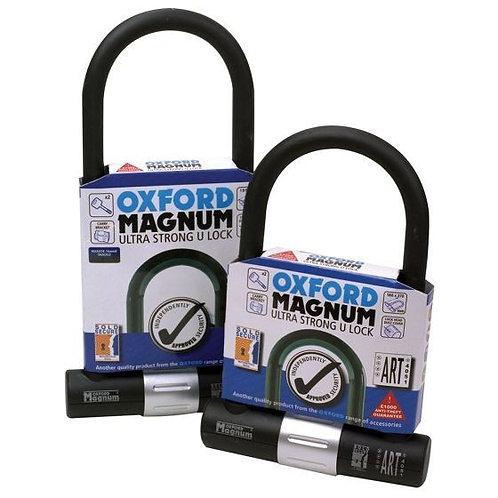 Oxford Magnum U-lock (170x285mm) with bracket OF172