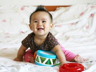 Music improves baby brain responses to music & speech