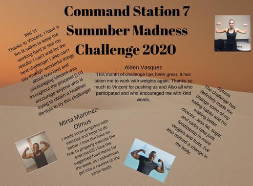 New Challenge Spring 2020