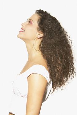 Long Hair Profile