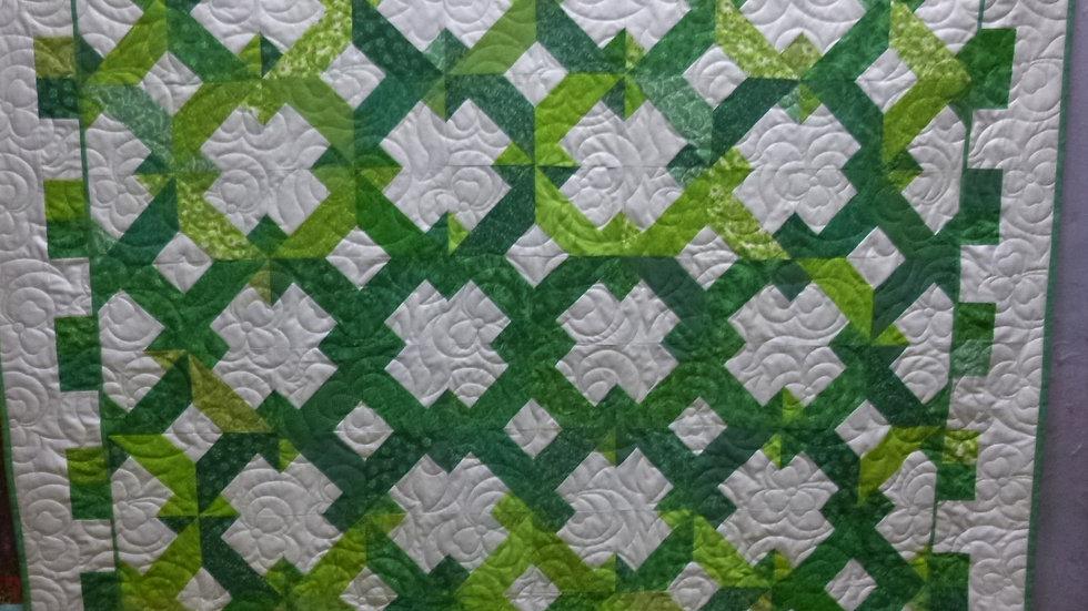 50 shades of green or Irishman's Pleasure