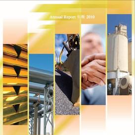 2010 公告與年報