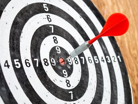 Fixer vos objectifs : la première étape pour réussir