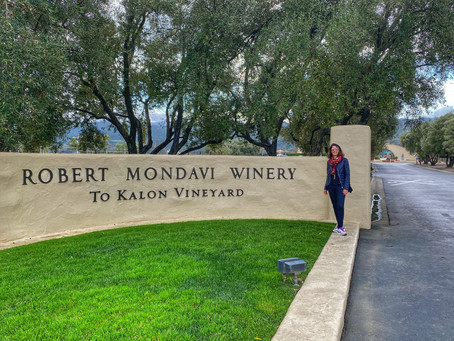 Welcome to Robert Mondavi Winery