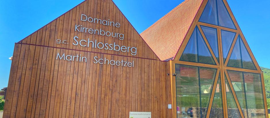 Domaine Kirrenbourg: le Riesling dans toute sa splendeur sur le Grand Cru Schlossberg !