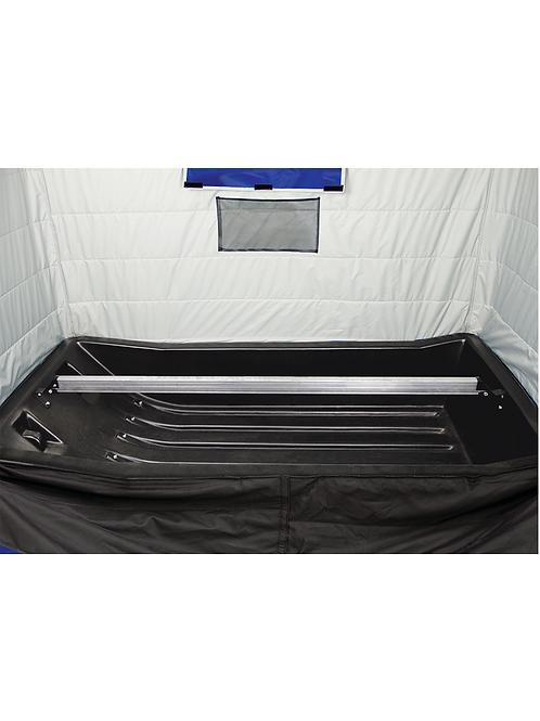 CROSS-LINK SEAT RAIL W/ MOUNTING HARDWARE