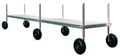 DAKA Wide Five Aluminum Dock Systems