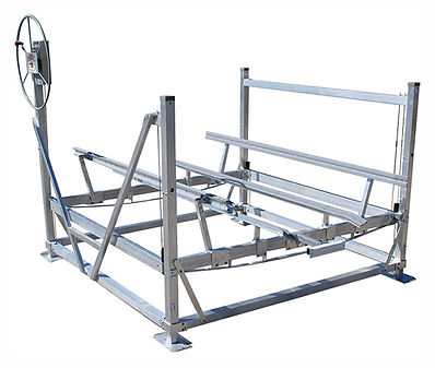 Porta-Dock Aluminum Vertical Boat Lift