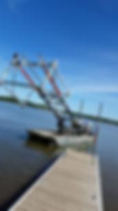 Dock & Lift Barge