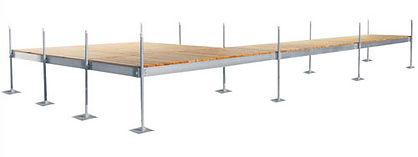 DAKA Sectiona Dock Systems