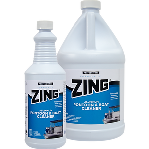 ZING Aluminum Pontoon & Boat Hull Cleaner